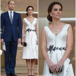 Catherine, Duchess of Cambridge In  Gosia Baczyńska – Poland Official Visit
