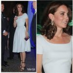 Catherine, Duchess of Cambridge In Preen  At  Hintze Hall Launch Event