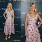Claire Danes In Prada  At  'Brigsby Bear' New York Screening