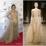 Eva Longoria In Antonio Grimaldi Couture – The Global Gift Gala Marbella