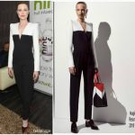 Evan Rachel Wood In Mugler  At Comic-Con 2017: 'Westworld' Panel