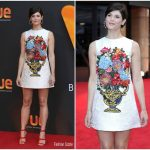 Gemma Arterton  in Dolce & Gabbana – Relaunch Of Vue Entertainment Venue
