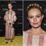 Kate Bosworth In Ulla Johnson At  2017 Summer TCA Tour : National Geographic Party
