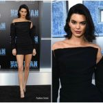 Kendall Jenner In Carmen March – 'Valerian And The City Of A Thousand Planets' LA Premiere