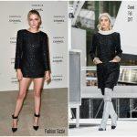 "Kristen Stewart In  Chanel -Chanel's New Perfume ""Gabrielle"" Launch Party in Paris"