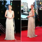 Laura Haddock In Marc Jacobs – 'Transformers: The Last Knight' Tokyo Premiere