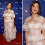 Mandy Moore In Carolina Herrera – Disney's D23 EXPO 2017