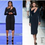 Michelle Obama In Cushnie et Ochs – 2017 ESPYS