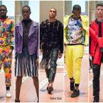Mumin Mcbride at Fashion Sizzle NYFWM Fashion Show 2017