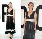 Natalie Portman In Christian Dior – Miss Dior Perfume Party