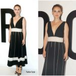 Natalie Portman In Christian Dior – Miss Dior Perfume Party