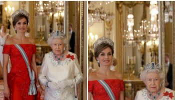 queen-letizia-of-spain-in-loewe-state-banquet-at-buckingham-palace-700×700
