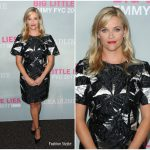 Reese Witherspoon In Oscar de la Renta – HBO 'Big Little Lies' FYC