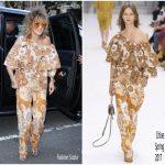 Rita Ora In Chloe – Elvis Duran Z100 Morning Show