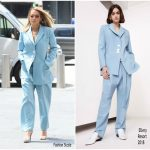 Rita Ora In Ellery – Out In New York