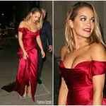 Rita Ora In Vivienne Westwood Couture – Cartier London Event
