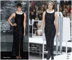 Sofia Boutella In Chanel – 'Atomic Blonde' Berlin Premiere
