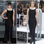 Sofia Boutella In Chanel – 'Atomic Blonde' Berlin Premiere