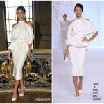 Zendaya Coleman  at Ralph & Russo   Fall 2017   Couture Show