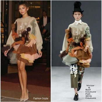 zendaya-coleman-in-victor-rolf-couture-out-in-paris-700×700