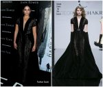 Camila Alves In Georges Chakra Couture – 'The Dark Tower' New York Premiere