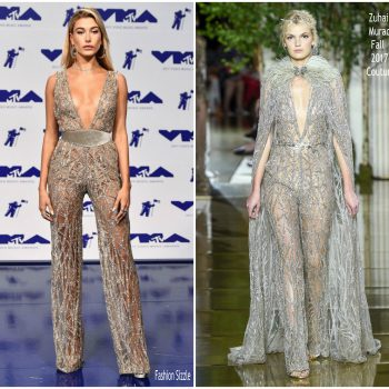 hailey-baldwin-in-zuhair-murad-couture-mtv-video-music-awards-2017