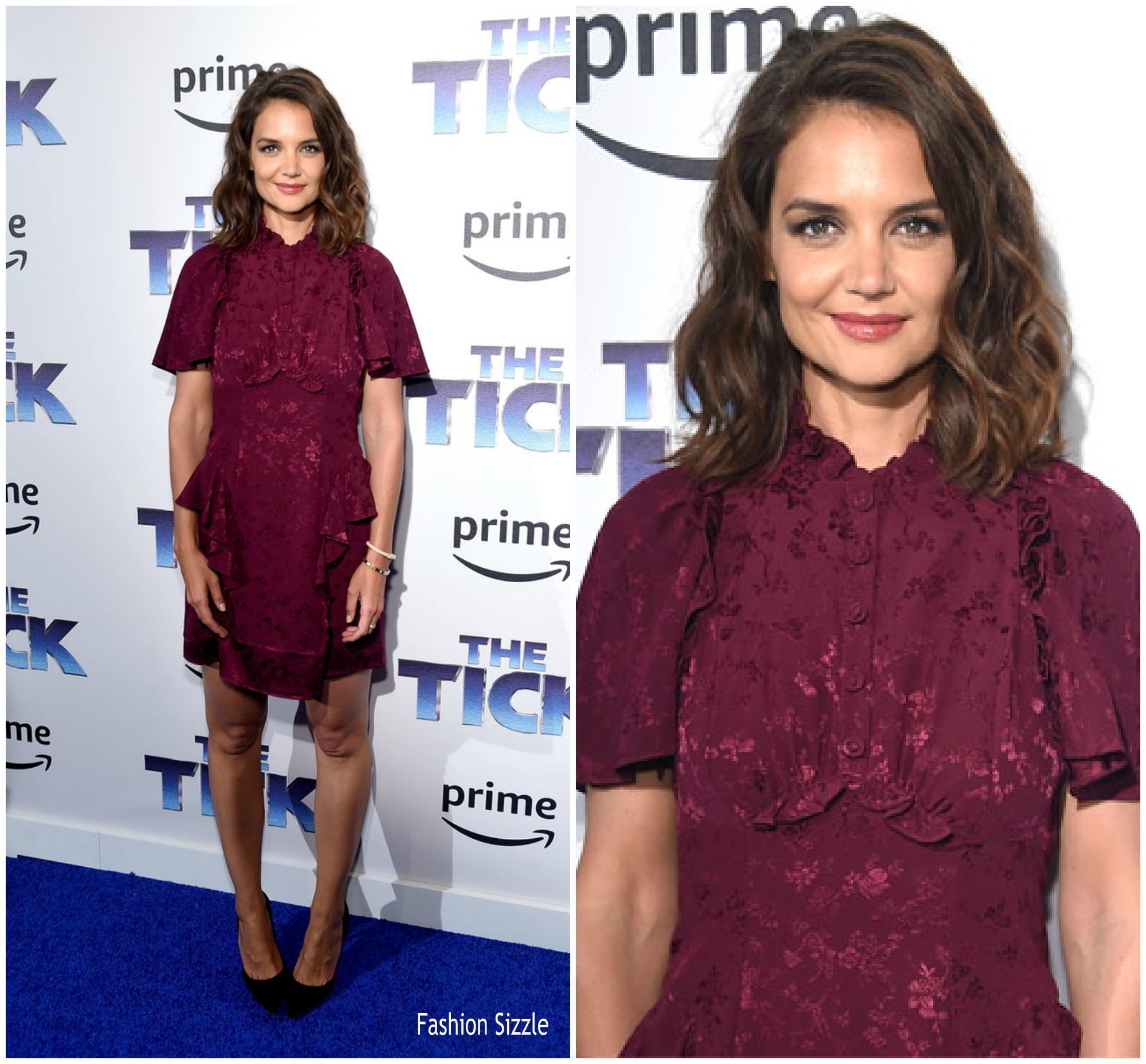 katie-holmes-in-maison-mayle-the-tick-blue-carpet-premiere