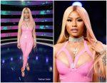 Nicki Minaj  In Atsuko Kudo At 2017 MTV VMAs