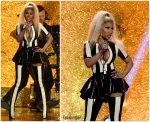 Nicki Minaj In Vex Latex – 2017 MTV VMAs