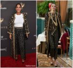 Tracee Ellis Ross In Chanel – Television Academy's Performers Peer Group Celebration