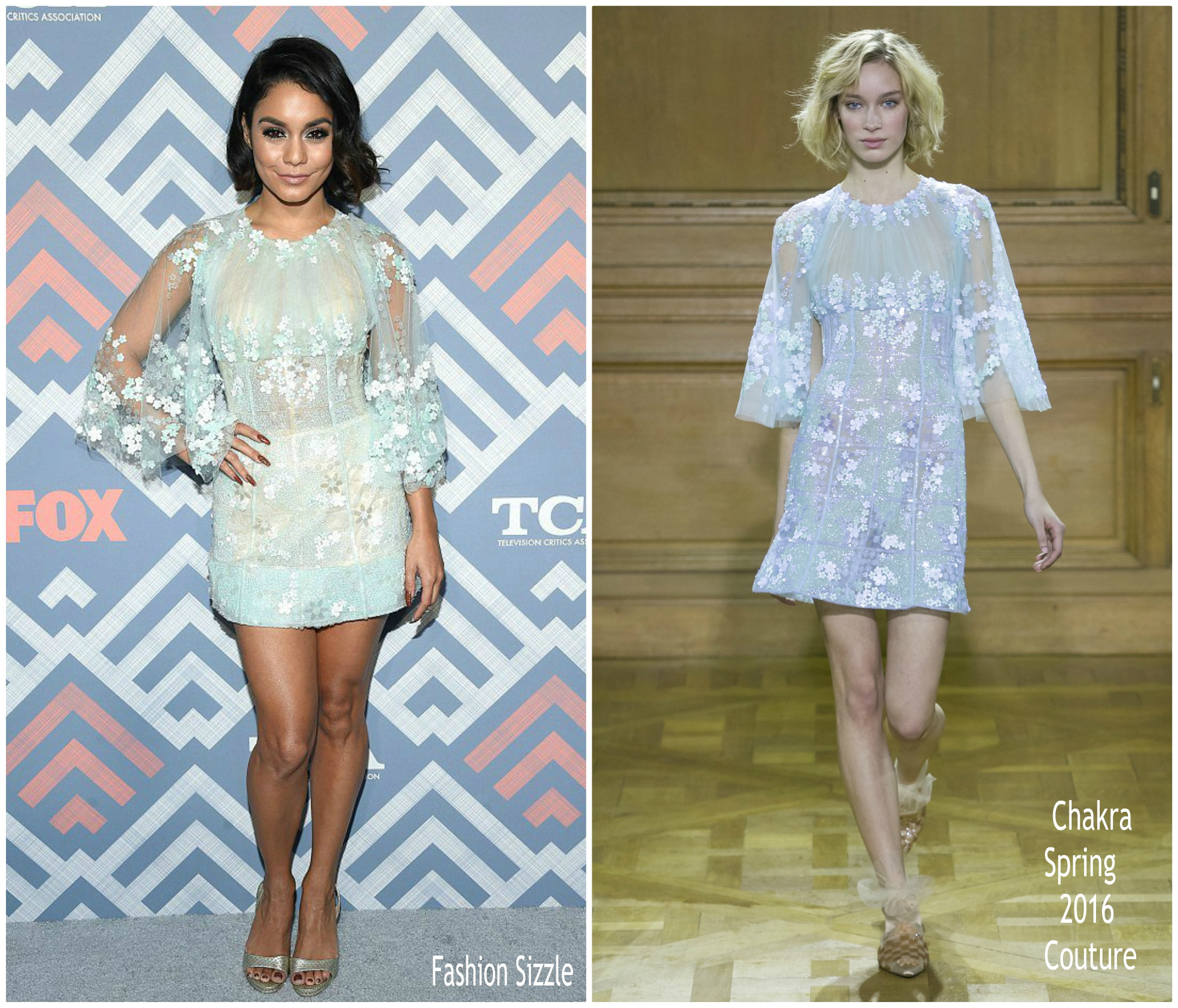 vanessa-hudgens-in-georges-chakra-couture-fox-2017-summer-tca-tour