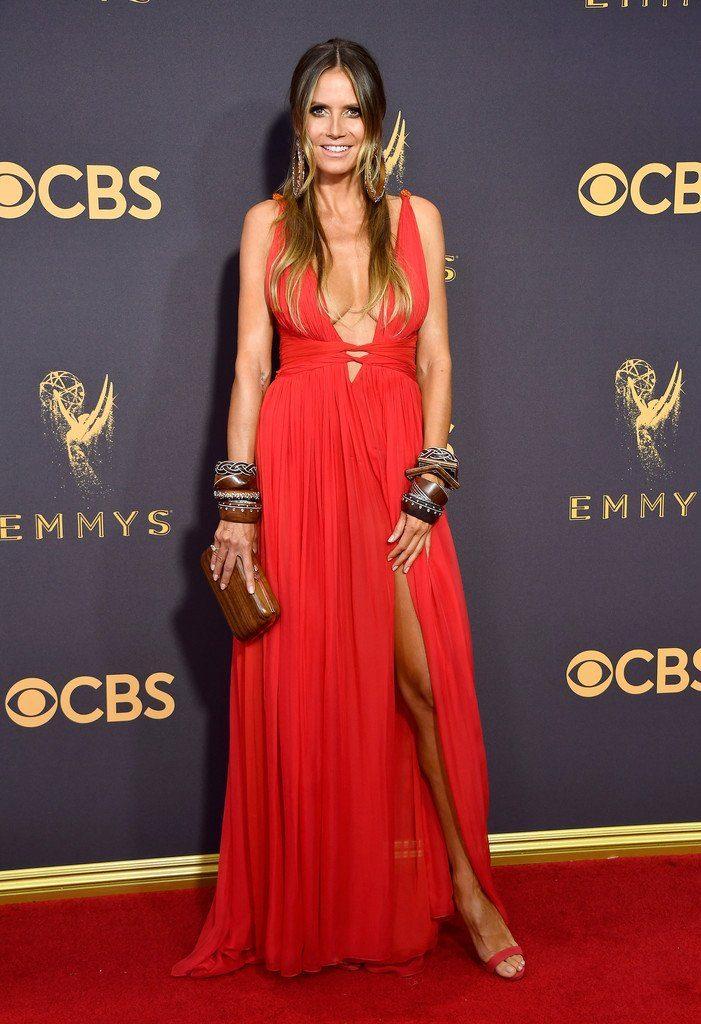 2017 Emmy Awards Redcarpet Fashionsizzle