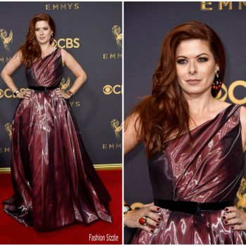 debra-messing-in-romona-keveza-2017-emmy-awards-1024×860