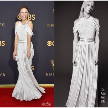 halston-sage-in-zac-posen-2017-emmy-awards