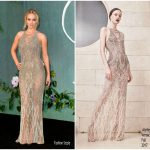 Jennifer Lawrence in Atelier Versace – 'Mother' London Premiere