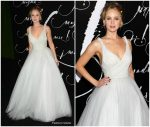 Jennifer Lawrence In Christian Dior Couture – 'Mother!' New York Premiere