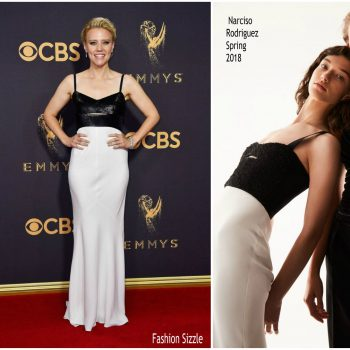 kate mckinnon-in-narciso-rodriguez-2017-emmy-awards