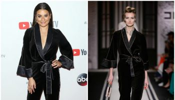 lea-michele-in-elisabetta-franchi-abc-tuesday-night-block-party