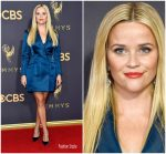 Reese Witherspoon In Stella McCartney – 2017 Emmy Awards
