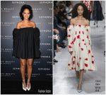 Rihanna In Calvin Klein – Sephora Hosts 'Fenty Beauty By Rihanna'