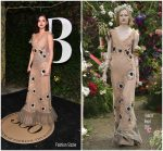 Selena Gomez  In Rodarte   – BoF500  New York Fashion Week Dinner
