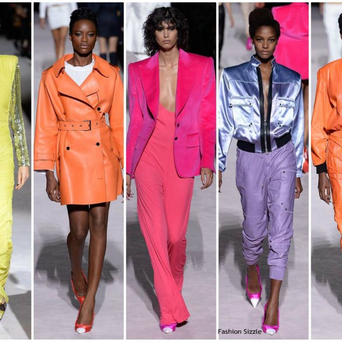 0cb4c96b6 Tom Ford Spring / Summer 2018 - Fashionsizzle