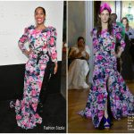 Tracee Ellis Ross In Ronald van der Kemp – E!, ELLE & IMG Host NYFW Kickoff Party