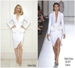 Blake Lively In Ralph Russo Couture – 'All I See Is You Movie  LA Screening