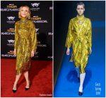 Cate Blanchett In Gucci – 'Thor: Ragnarok' LA Premiere