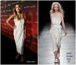 Paris Jackson In Andreas Kronthaler for VivienneWestwood  People Ones To Watch'