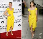 Renee Zellweger In Carolina Herrera – 'Same Kind Of Different As Me' LA Premiere