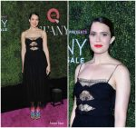 Mandy Moore In Adam lippes – QVC's ' FFANY Shoes On Sale' Gala