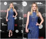 Dakota Fanning In Dolce & Gabbana – Telethon Gala at 2017 Rome Film Festival