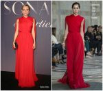 Diane Kruger In Giambattista Valli Couture  At Cartier Celebrates Resonances de Cartier